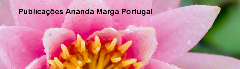 Publicações Ananda Marga Portugal